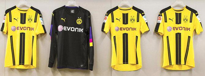 camiseta de Dortmund 2017 2018 - camisetabaratas.com 549b903dae953