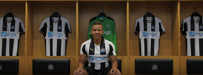 camiseta de Newcastle United