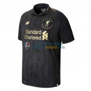 Camiseta Liverpool Black 6 Times 2019-2020
