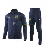 Arsenal Chaqueta Navy Blue + Pantalon 2019-2020