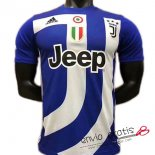 Camiseta Juventus EA Sports 2018 Blue