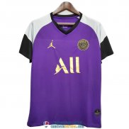 Camiseta PSG Training Purple 2020/2021