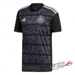 Camiseta Mexico Black 2019