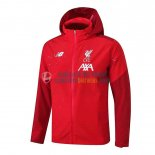 Liverpool Chaqueta Rompevientos Red 2019-2020
