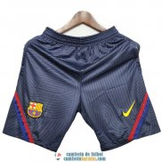Pantalon Corto Barcelona Royal Blue 2020/2021