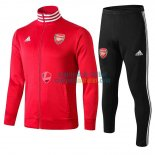 Arsenal Chaqueta Red White + Pantalon 2019-2020