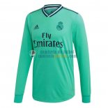 Camiseta Manga Larga Real Madrid Tercera Equipacion 2019-2020