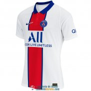 Camiseta Authentic PSG Segunda Equipacion 2020/2021