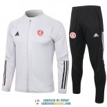 Sport Club Internacional Chaqueta White + Pantalon 2020/2021