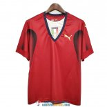 Camiseta Italia Retro 2006 Red