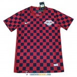 Camiseta RB Leipzig Training Red 2020/2021