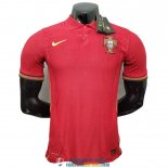 Camiseta Authentic Portugal Primera Equipacion EURO 2020