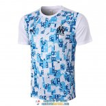 Camiseta Olympique Marseille Training Blue 2020/2021