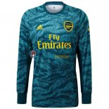 Camiseta Manga Larga Arsenal Green Portero 2019-2020