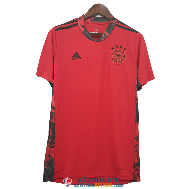 Camiseta Alemania Red 2019-2020